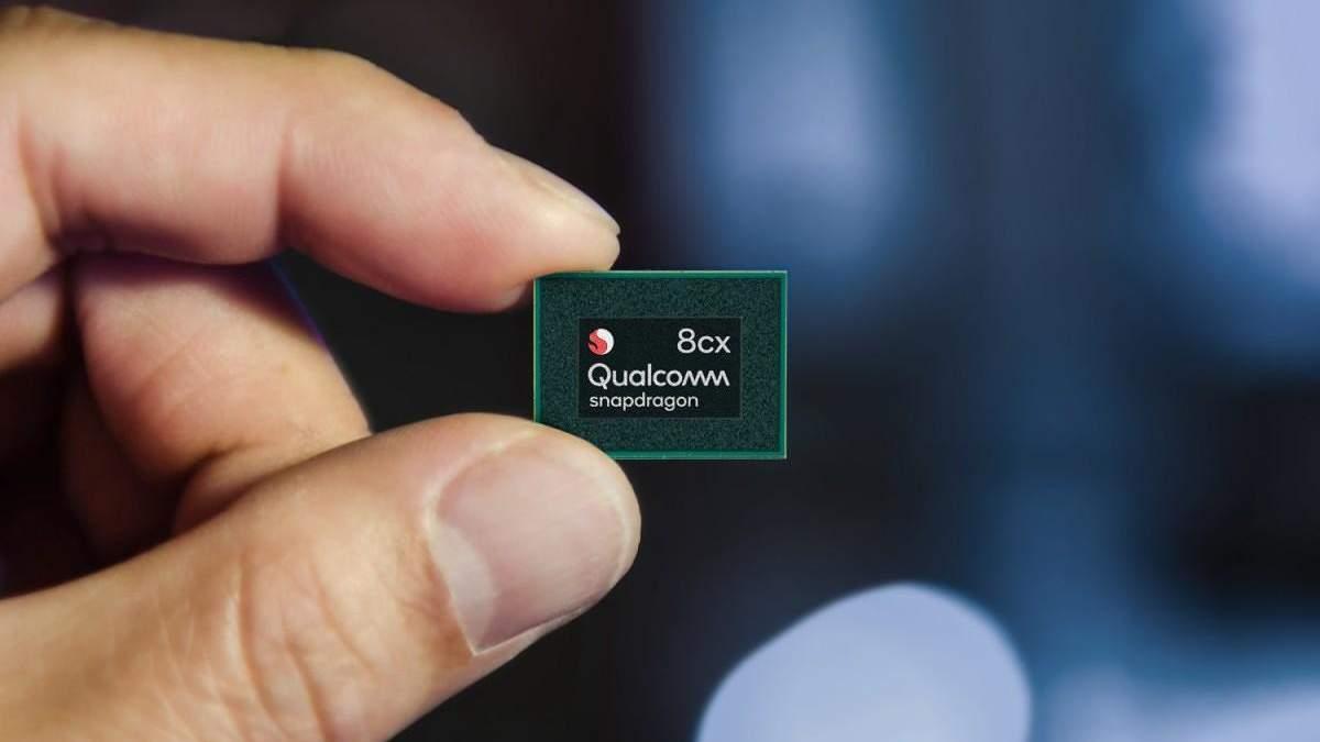 Новий процесор Qualcomm Snapdragon кине виклик Apple M1