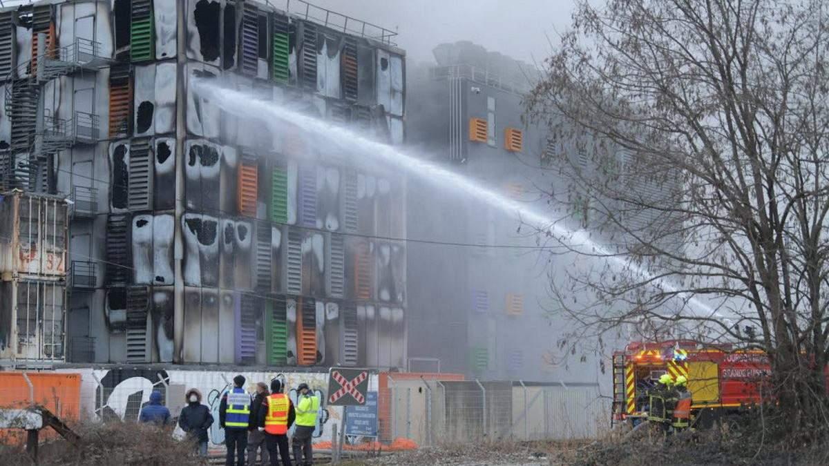 Пожар в дата-центре в Страсбурге: не работают десятки сайтов и услуг