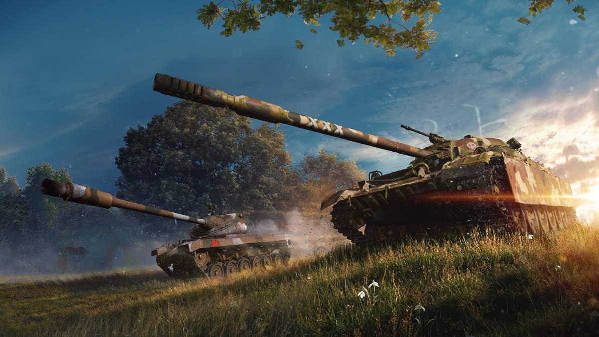 В игре World of Tanks Console стартует 5 сезон Flashpoint - Техно 24