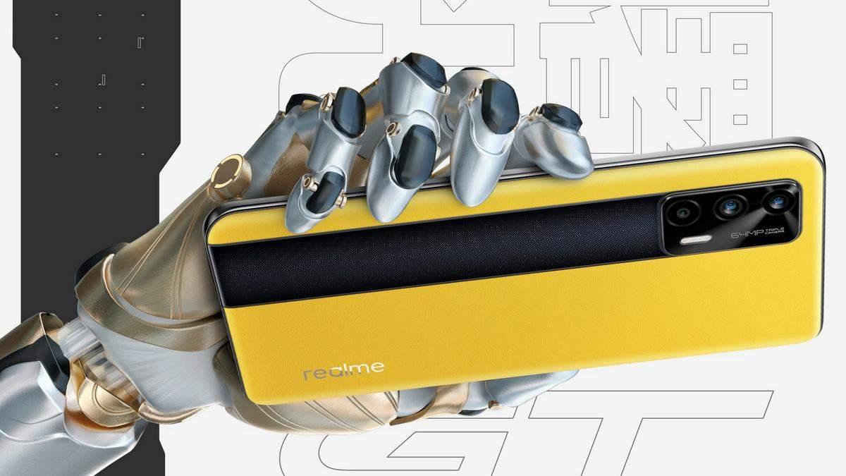 Рекорд Realme GT на Snapdragon 888 оказался подделкой