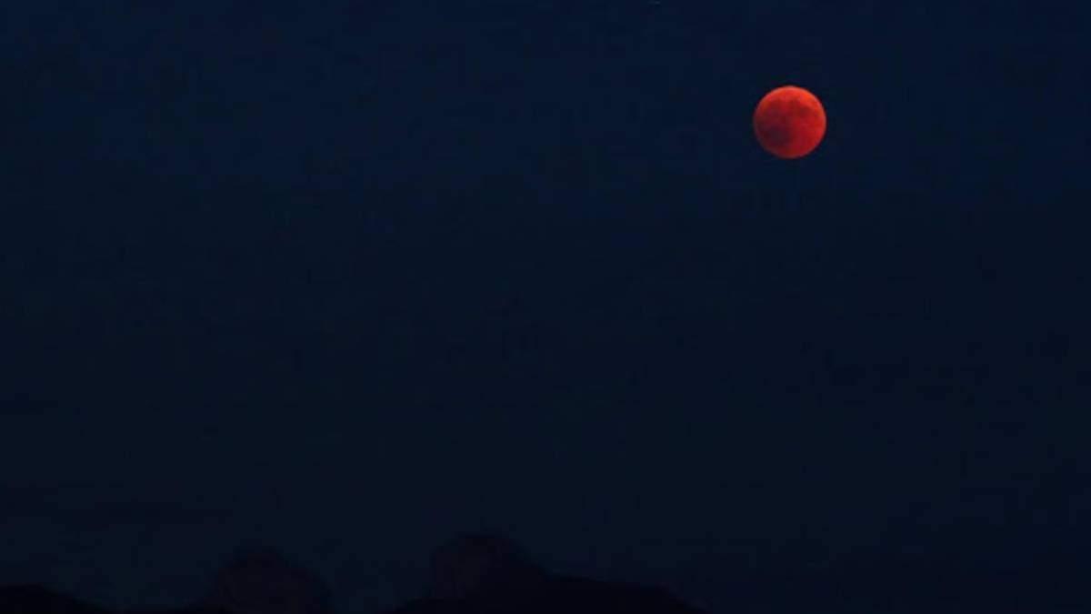 Кривавий Місяць 22 березня 2021 – що відомо про червоний місяць