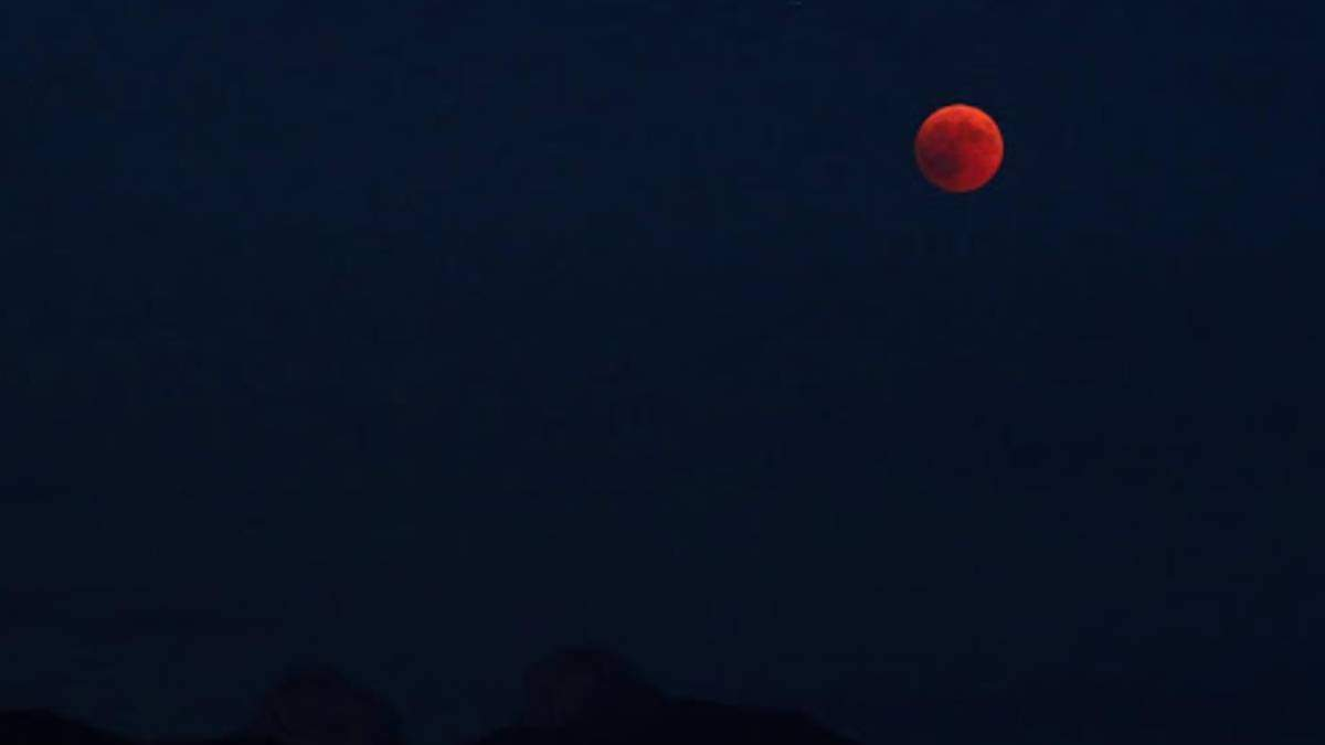 Кровавая Луна 22 марта 2021, Украина – что известно об красной Луне