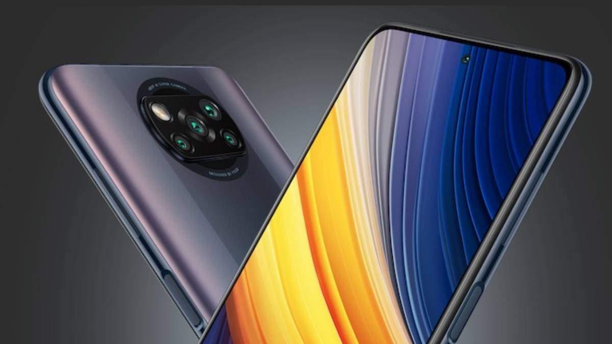 Xiaomi презентувала флагманські смартфони POCO F3 та POCO X3 Pro