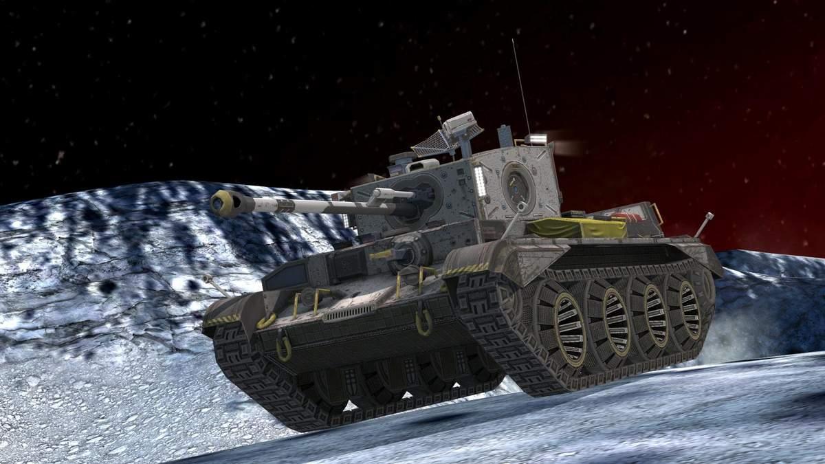 World of Tanks Blitz стартует месяц космических забав - Техно 24
