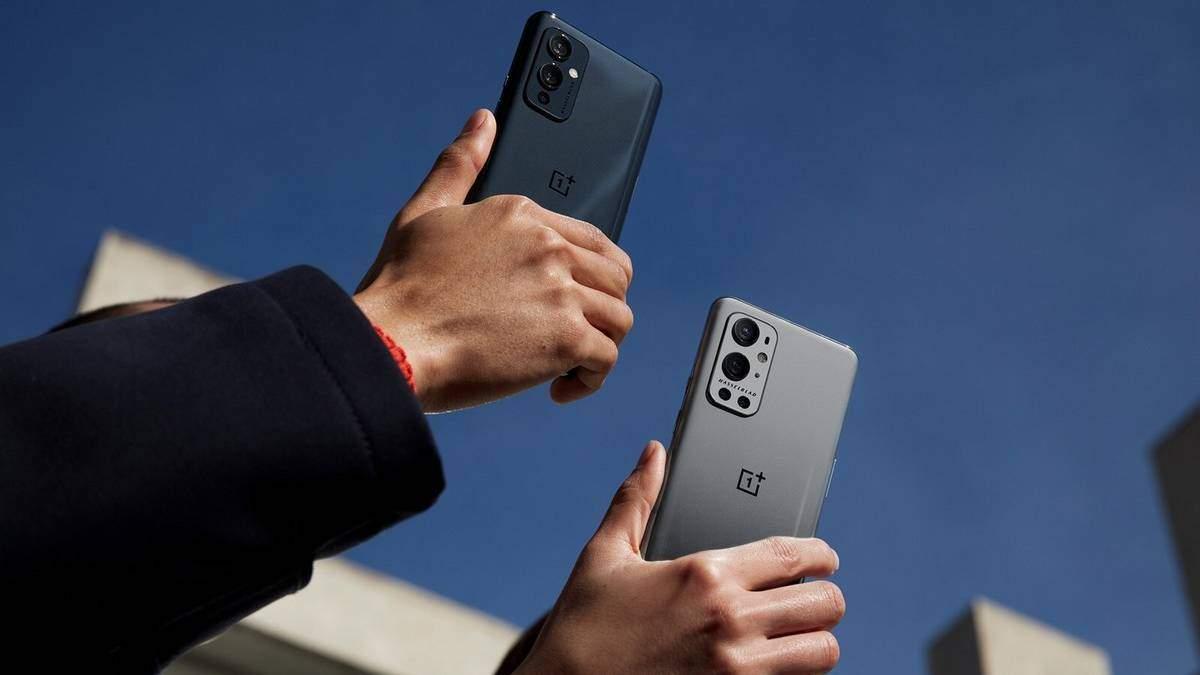OnePlus 9 – огляд, технічні характеристики і ціна в Україні