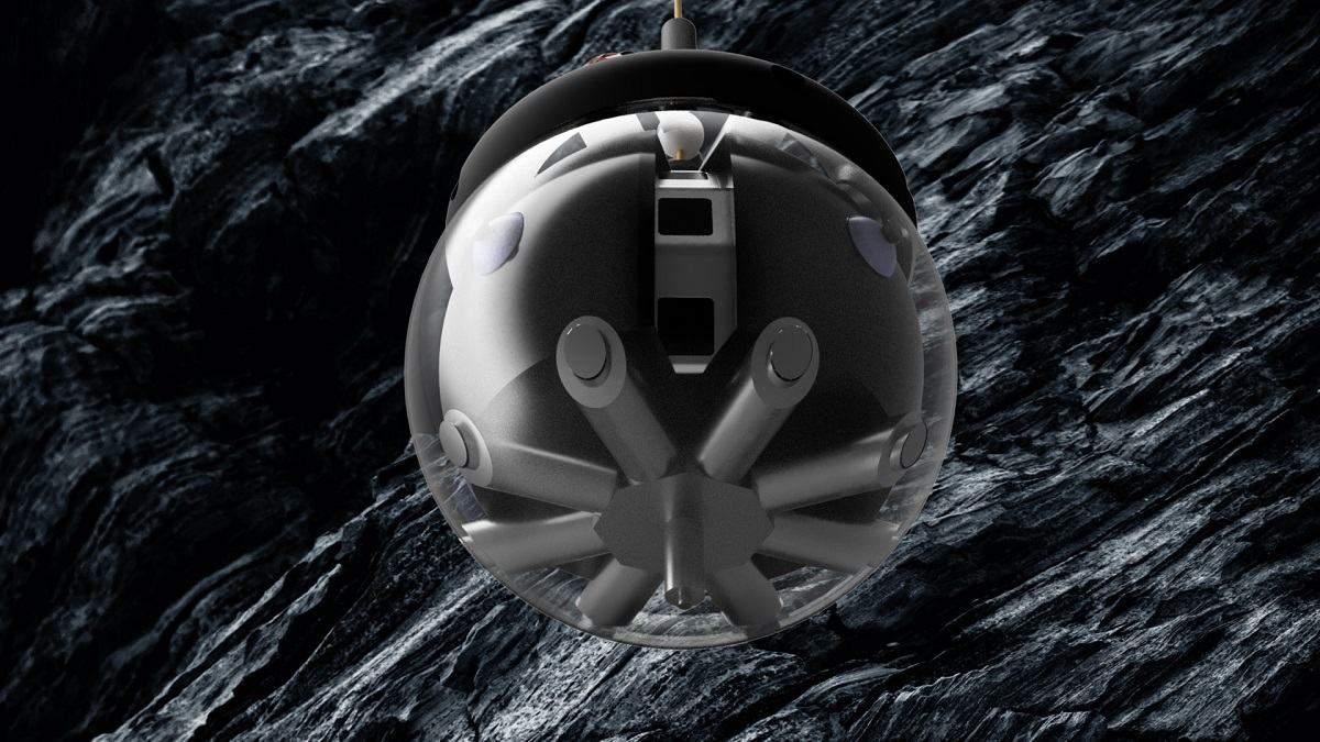 В Европе разработают дрона для исследования пещер на Луне