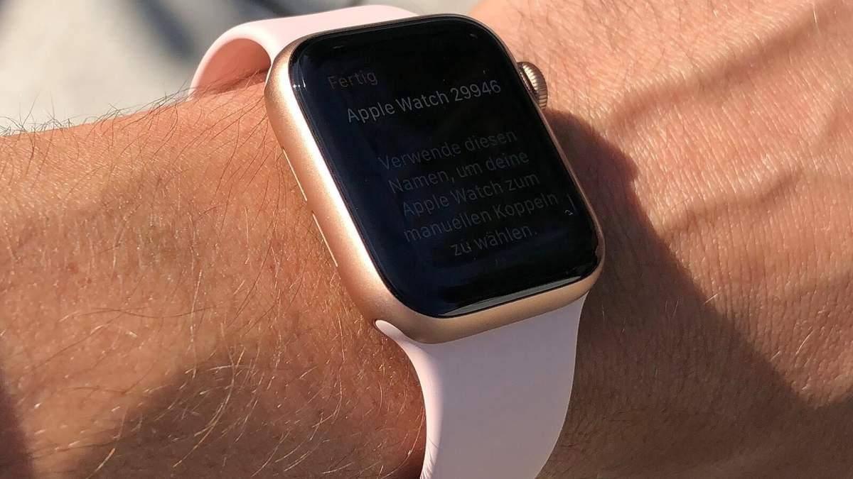 Apple розробляє нову версію смарт-годинника з додатковою міцністю