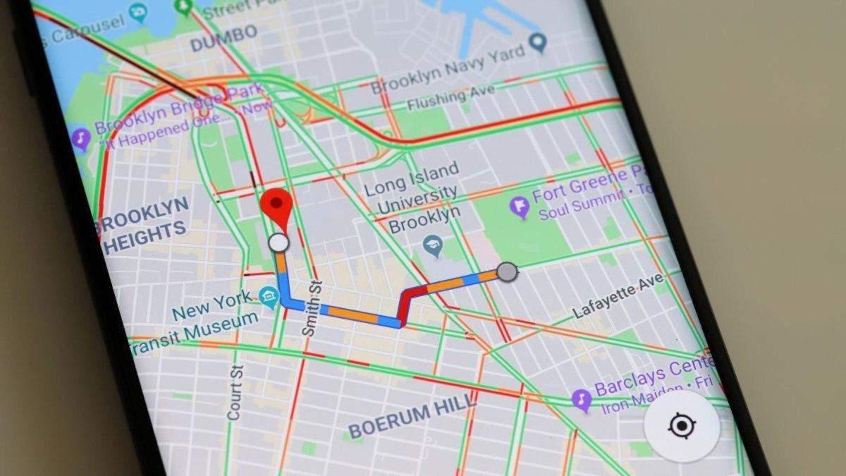 Google готовит глобальное обновление своих карт - Техно 24