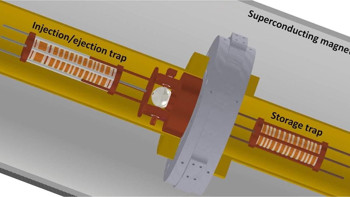 ЦЕРН побудує контейнери для перевезення антиматерії