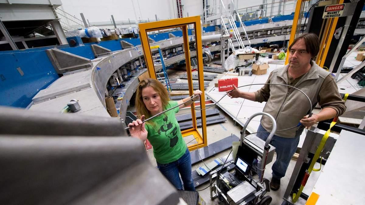 Новые измерения мюона указывают на выход за пределы Стандартной физической модели