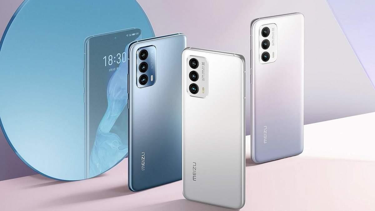 Владельцам iPhone предлагают бесплатно попробовать Meizu 18