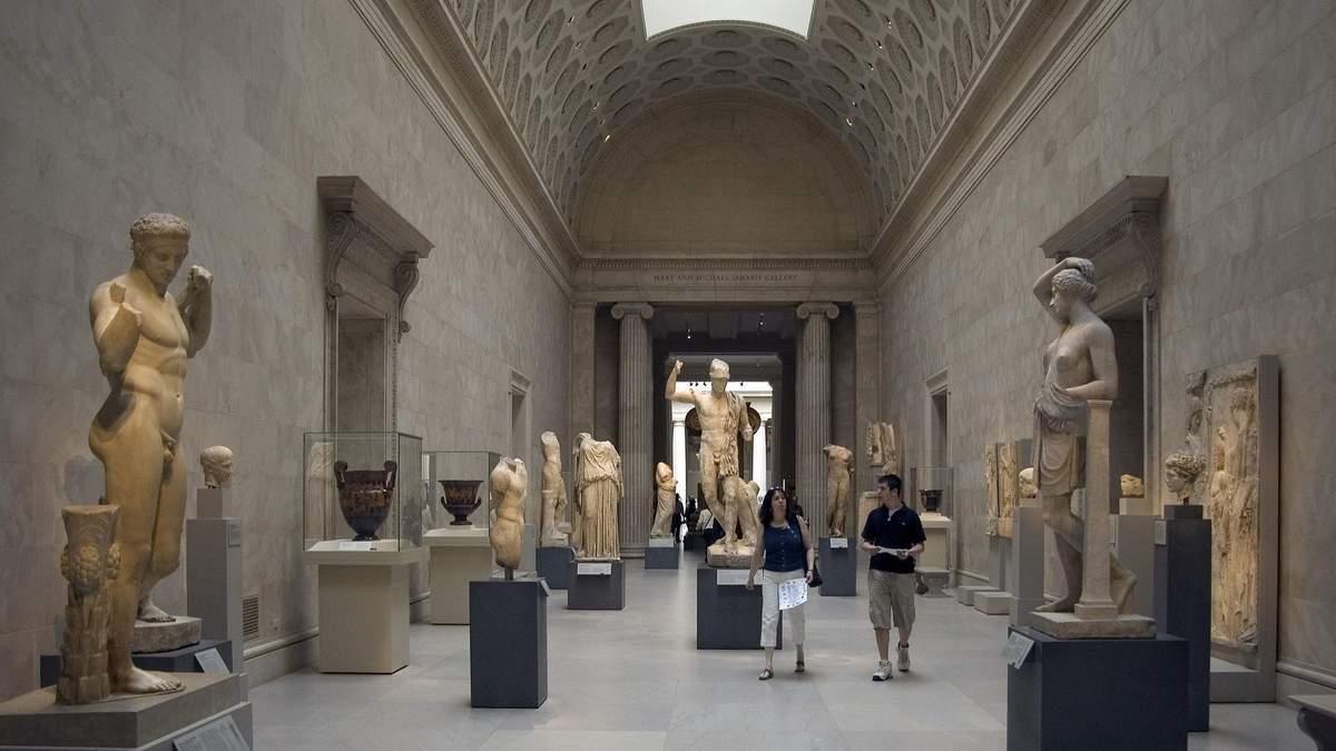 Чем знаменит Музей искусств Метрополитен – новый дудл от Google