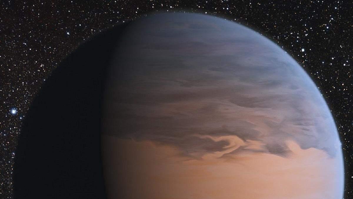 Атмосфера гарячого газового гіганта Осіріс підтвердила механізм планетарної міграції
