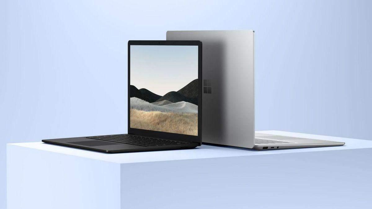 Surface Laptop 4 на процессорах Intel и AMD – цена и характеристики