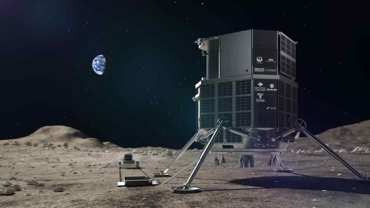 Американська ракета і японський посадковий модуль доставлять на Місяць арабський ровер