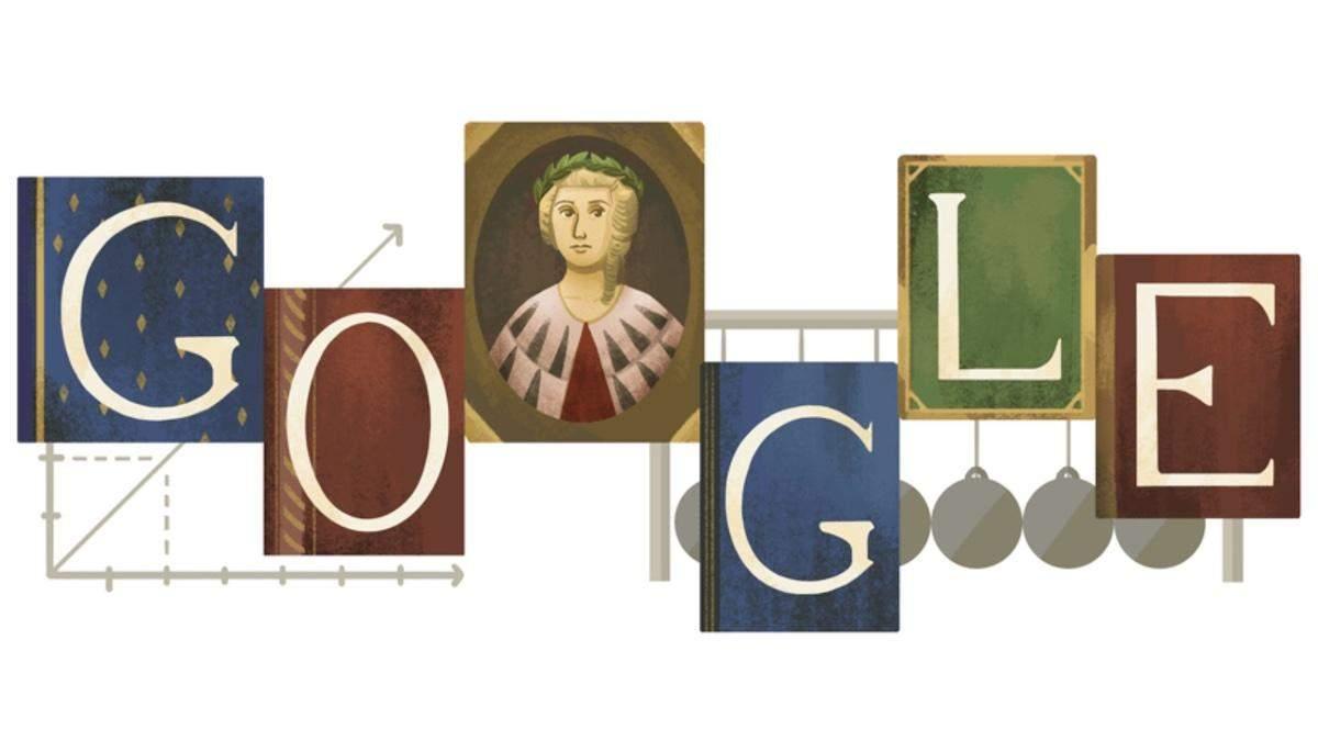 Кто такая Лаура Басси и почему Google посвятил ей новый дудл