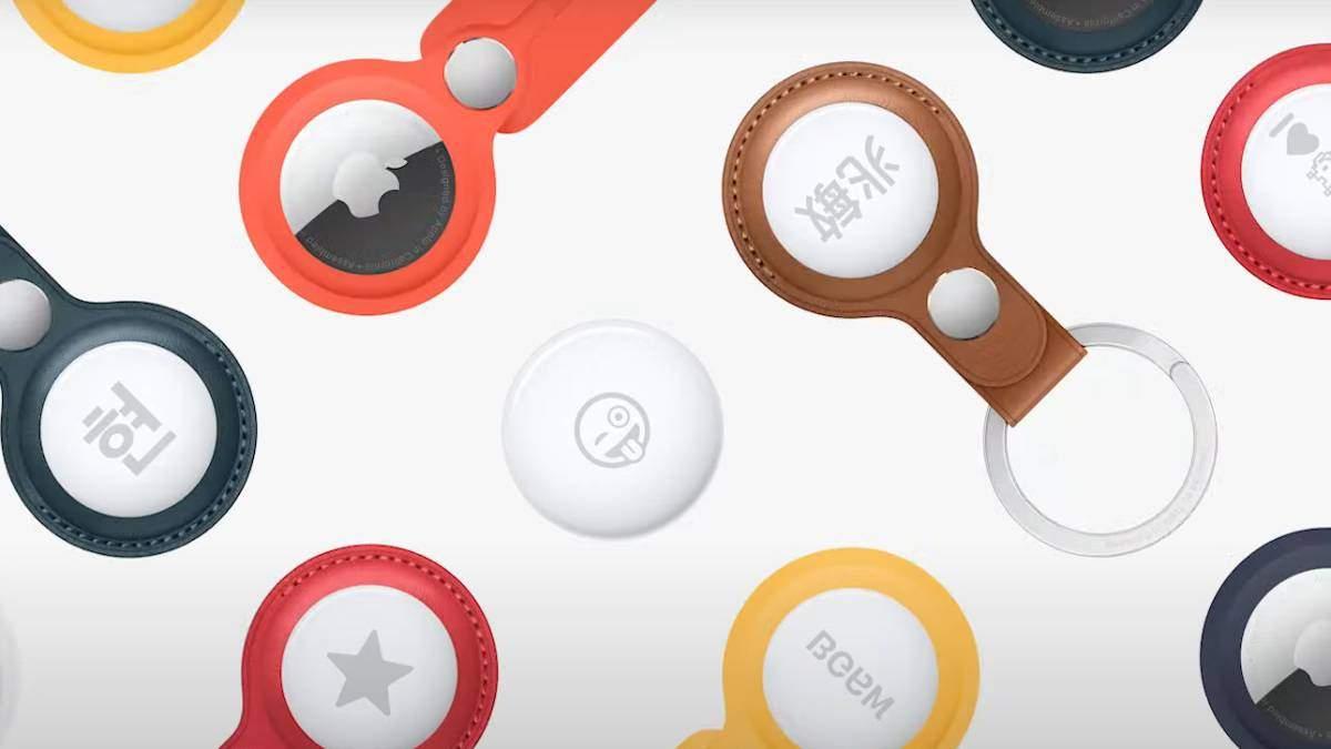 AirTag: Apple нарешті випустила довгоочікувану мітку-брелок
