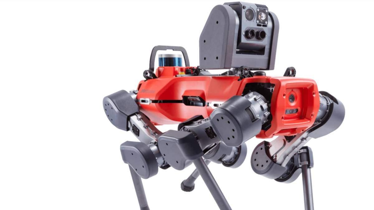 Швейцарцы разработали конкурента робопсу от Boston Dynamics - Техно 24