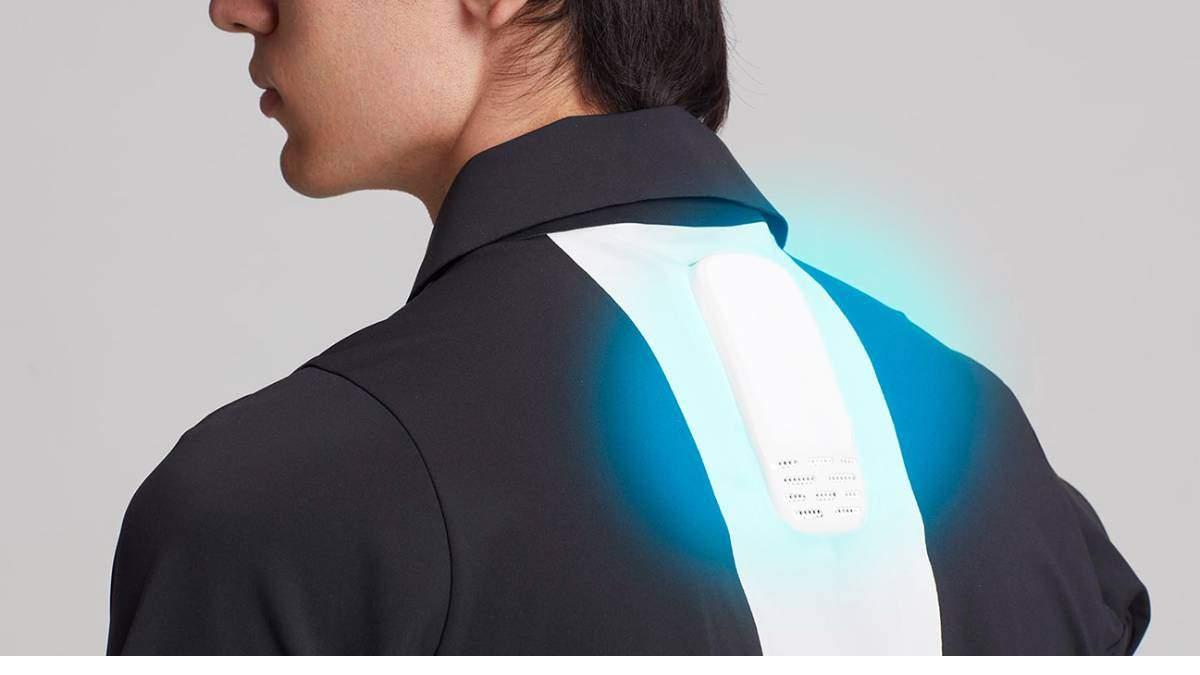 Sony анонсировала обновленный кондиционер для тела Reon Pocket 2