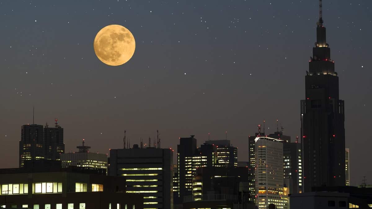 Повний Місяць у травні 2021: точна дата