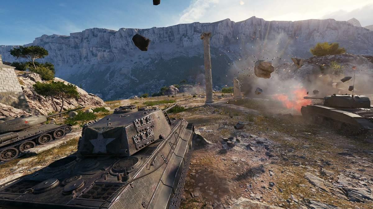У Steam вийшла World of Tanks: що отримають нові гравці