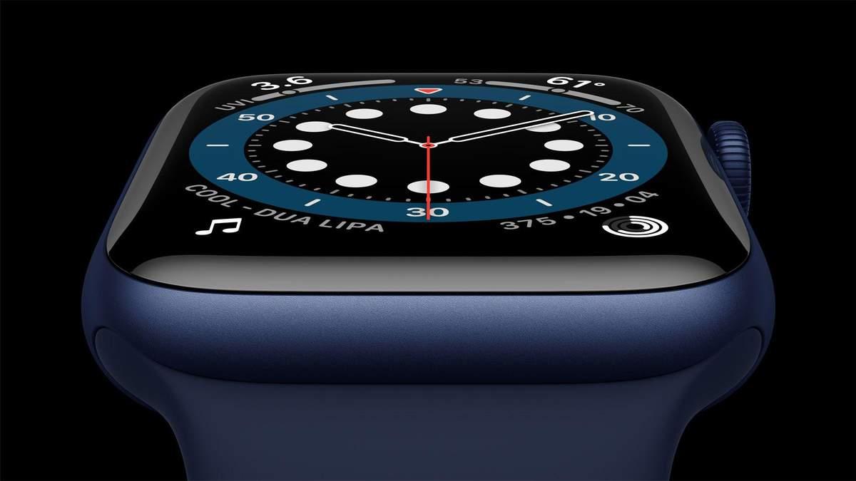Apple Watch наступного покоління отримають важливу функцію стеження за здоров'ям