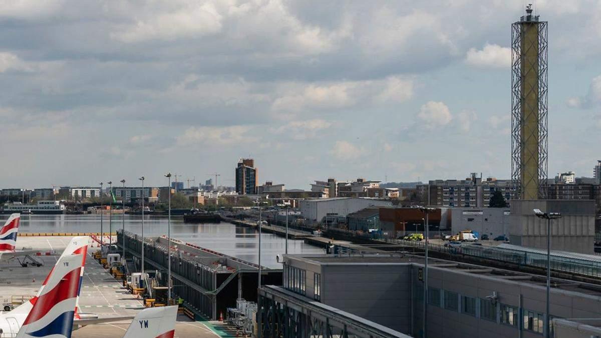 Дистанційна робота: у аеропорту Лондона з'явилася віртуальна диспетчерська вежа