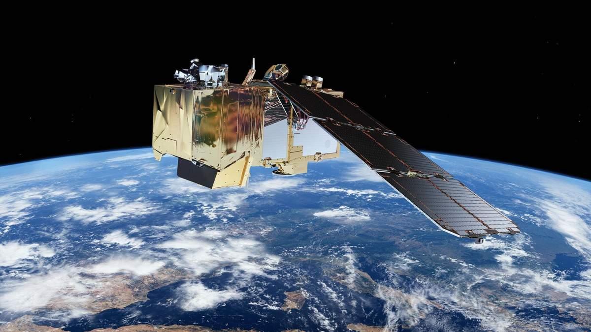 Спутники ESA показал Бухарест из космоса: фото
