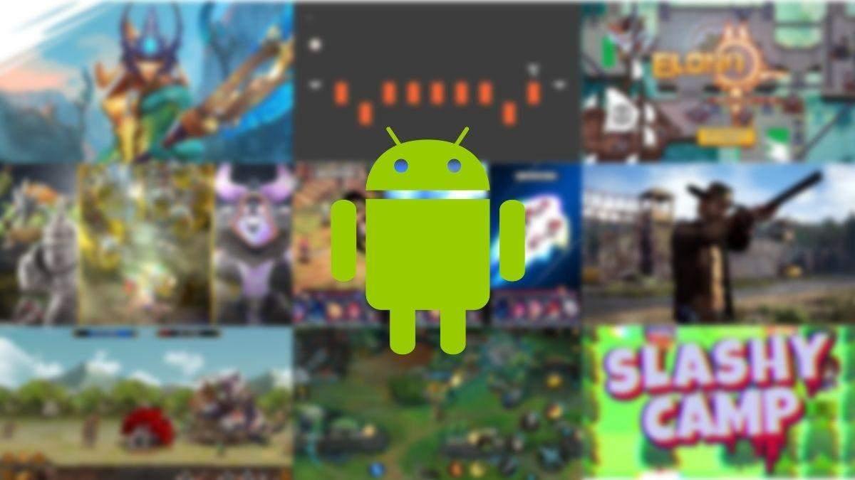 Нові ігри на Android, травень 2021 – список найкращих, рейтинг