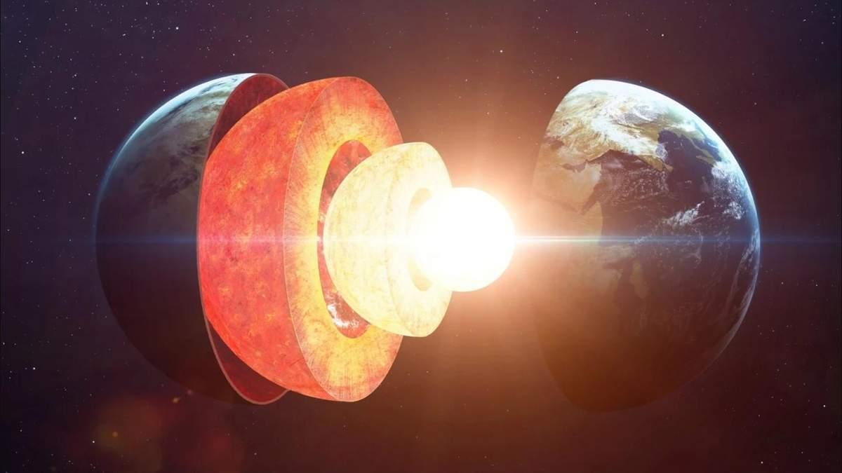 Чому ядро Землі не розплавляє всю планету