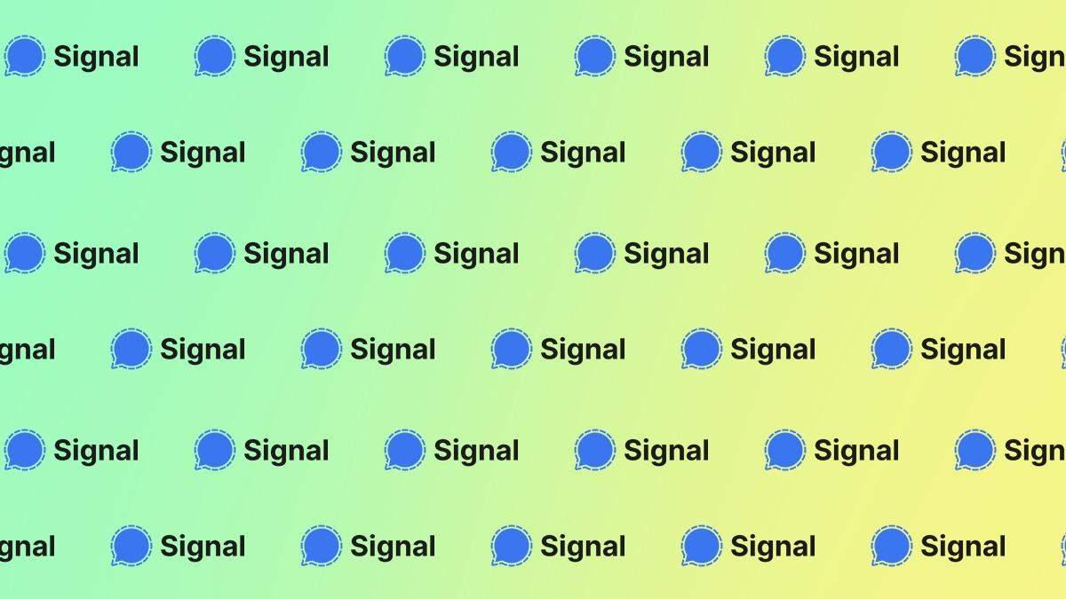 Signal запустив рекламу, яка викриває збір користувацьких даних