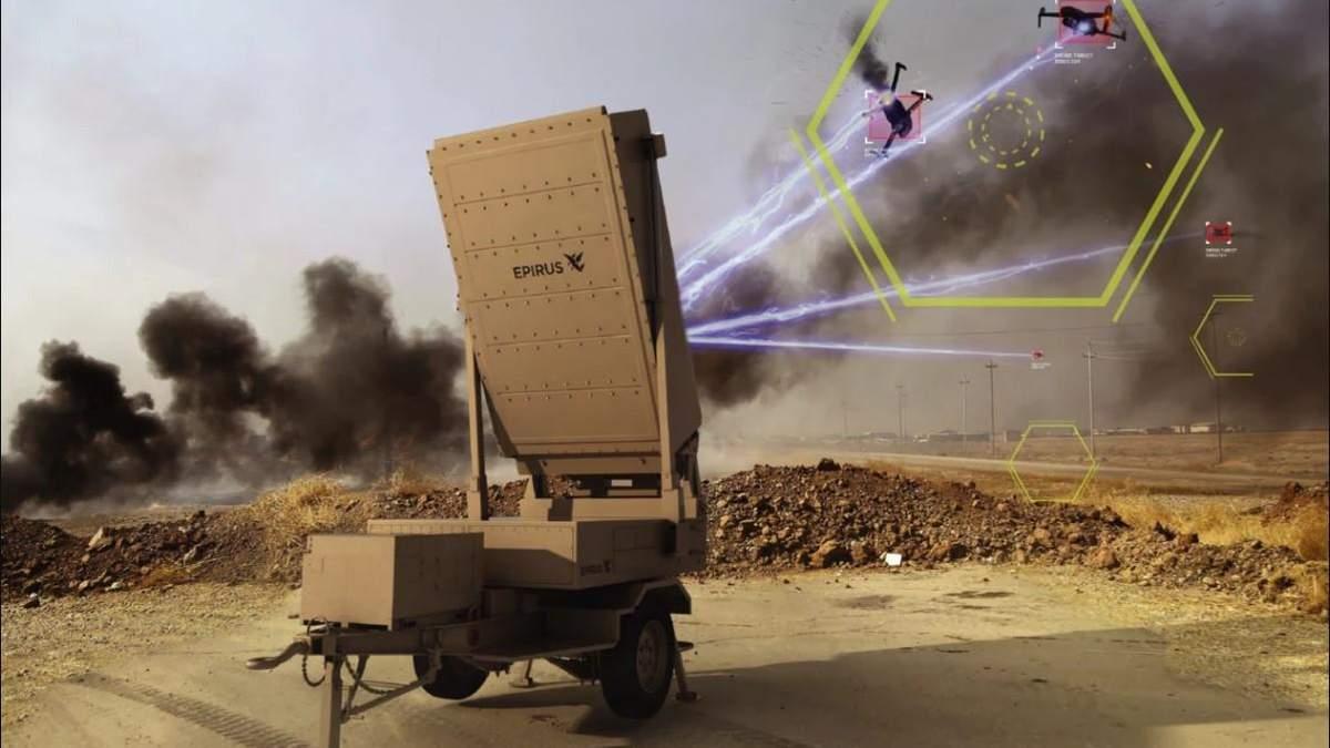 Енергетична зброя для Міністерства оборони США