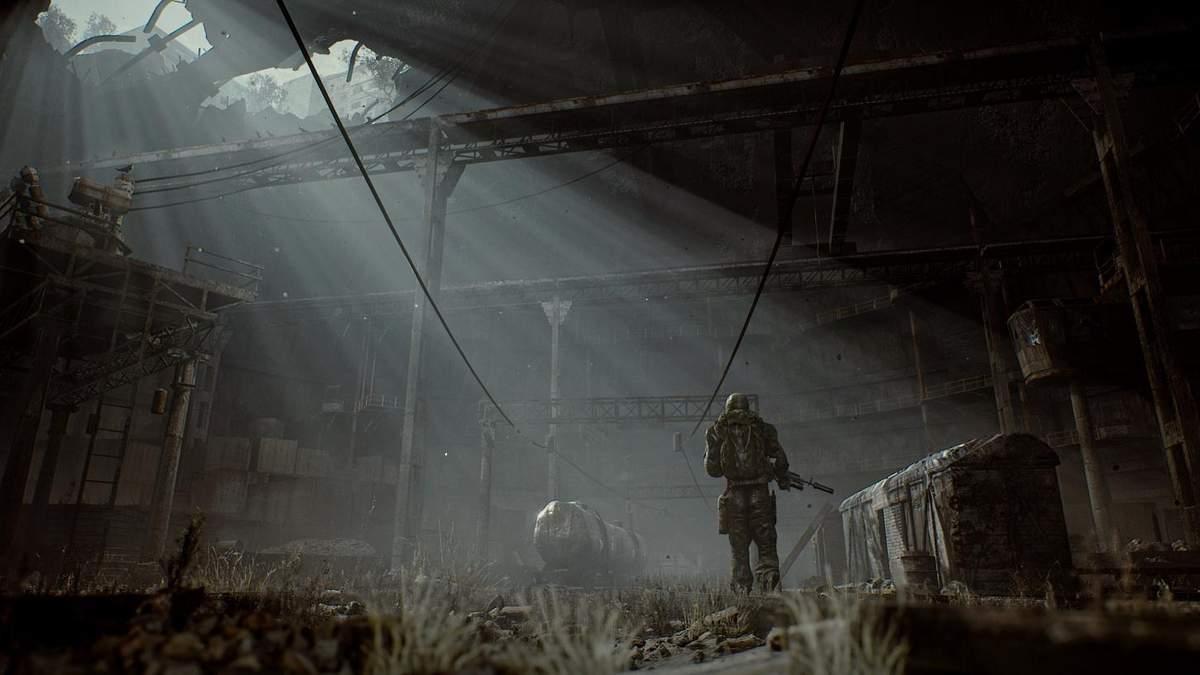 Нові деталі S.T.A.L.K.E.R. 2: великий відкритий світ, локації та зброя