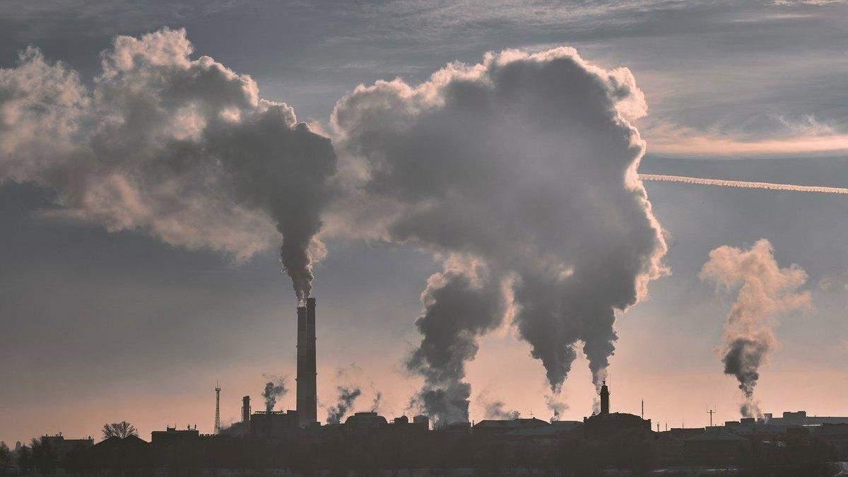 Одна страна загрязняет воздух больше, чем другие развитые вместе