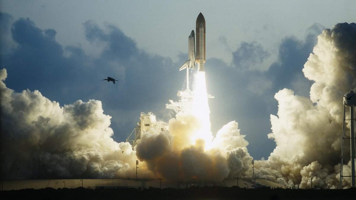 Перший політ шаттлу Endeavour: фото ретроспектива