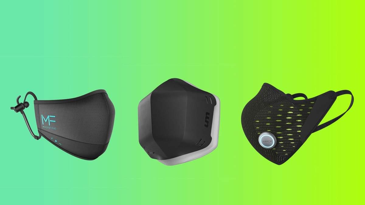 Технологічні маски для обличчя
