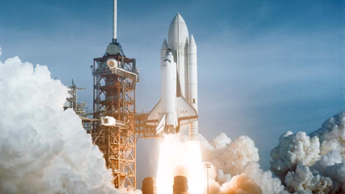 Перший політ шаттла: місія STS-1