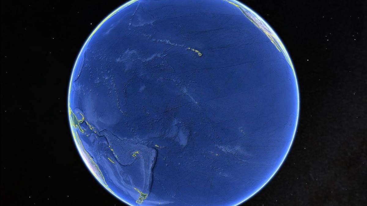 Земля могла бути водним світом: куди поділася частина води