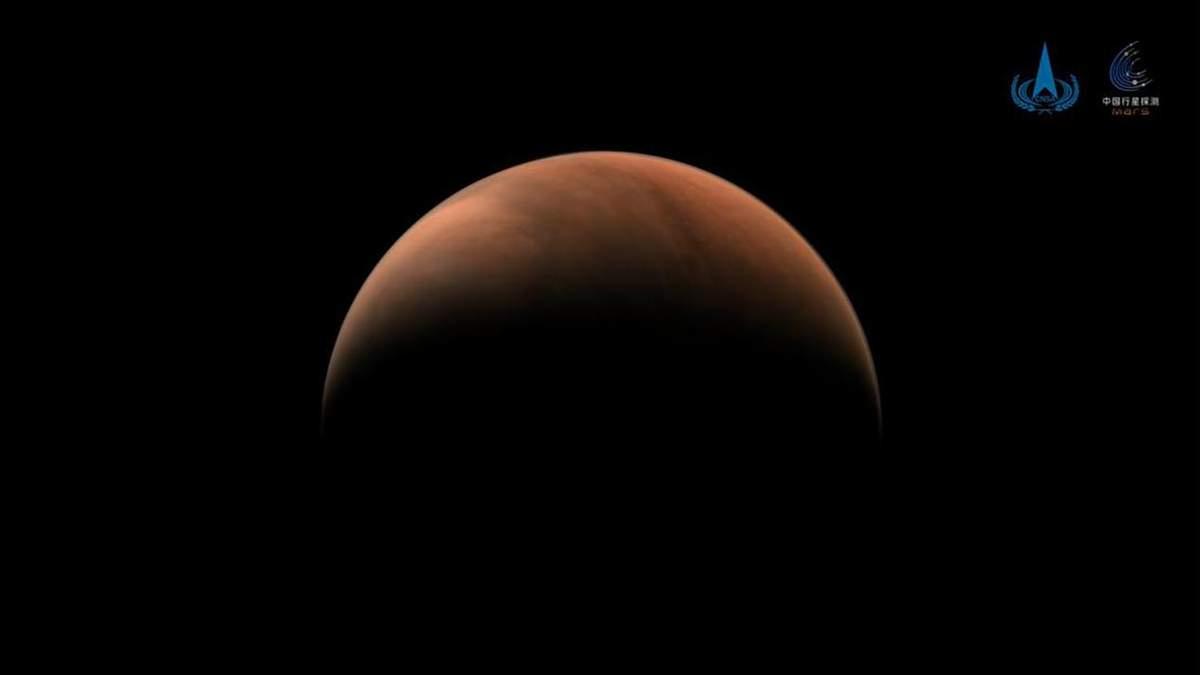 Перший китайський марсохід здійснив посадку на Марсі
