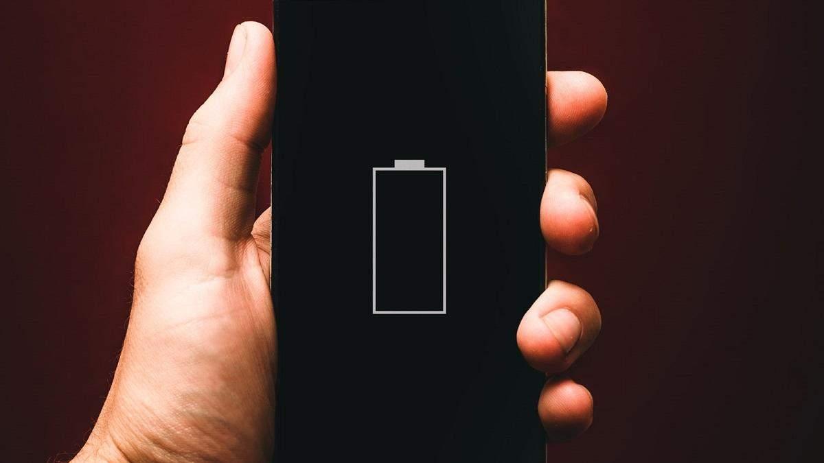 Як збільшити час роботи акумулятора у смартфоні: просто правила