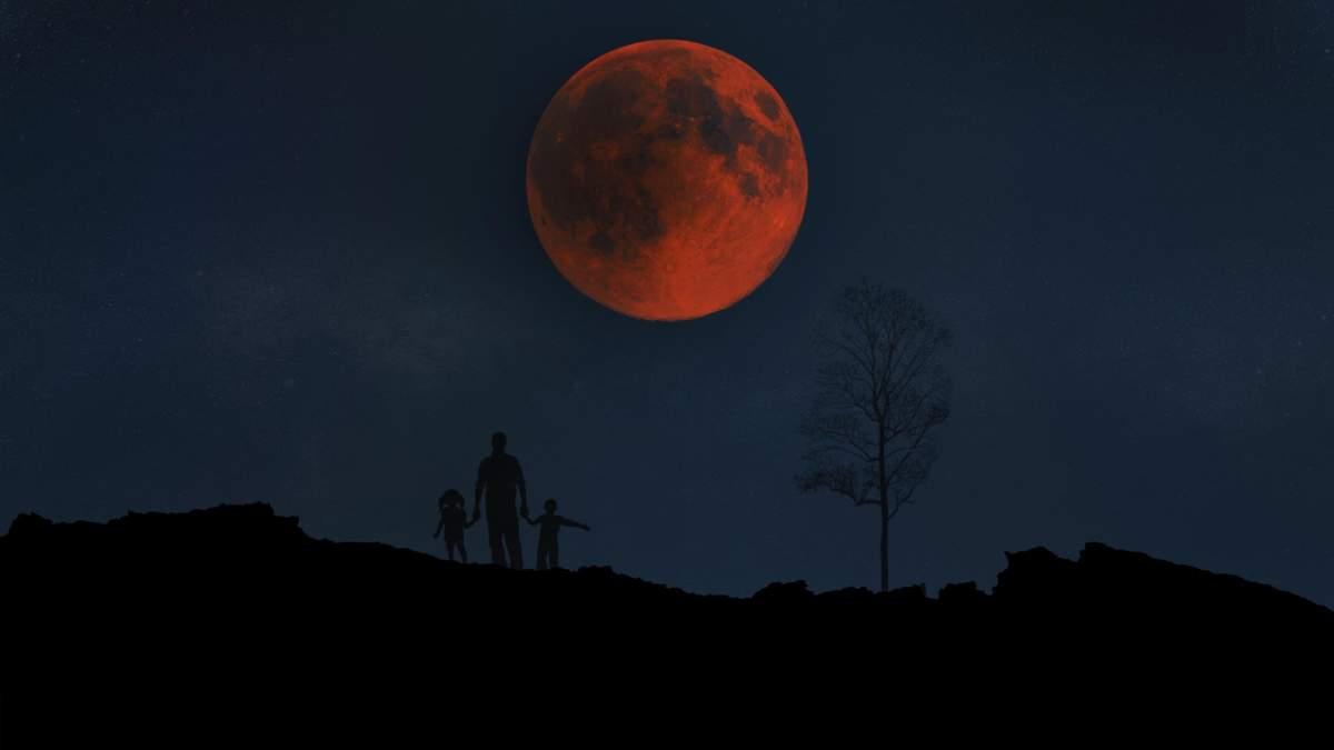 Повний місяць 24 червня 2021: час, коли дивитися повню у небі