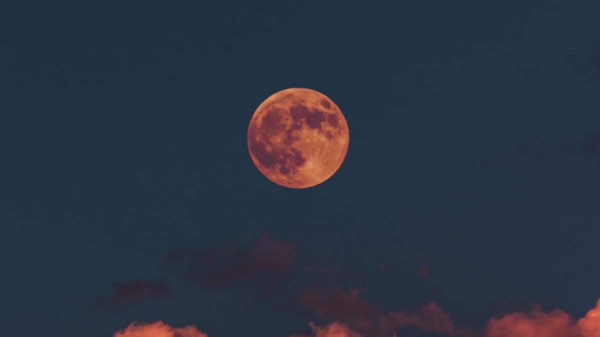 Лунное затмение 26 мая 2021 - где наблюдать