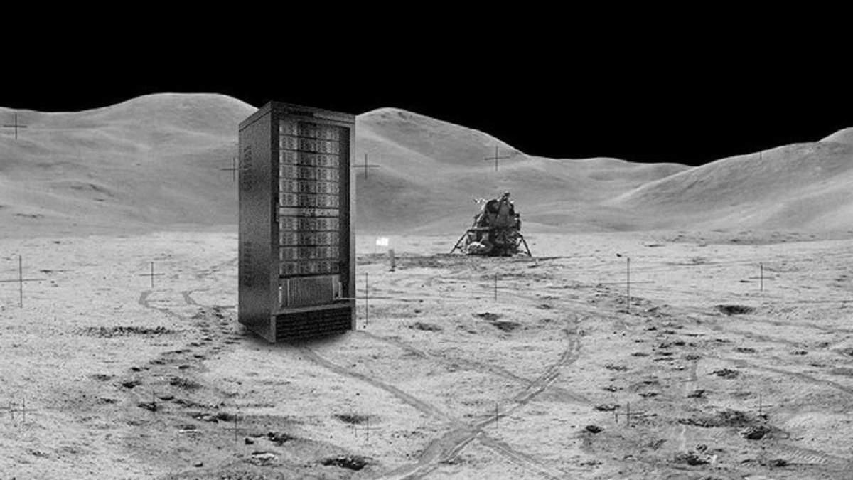 На Місяці планують побудувати унікальний дата-центр