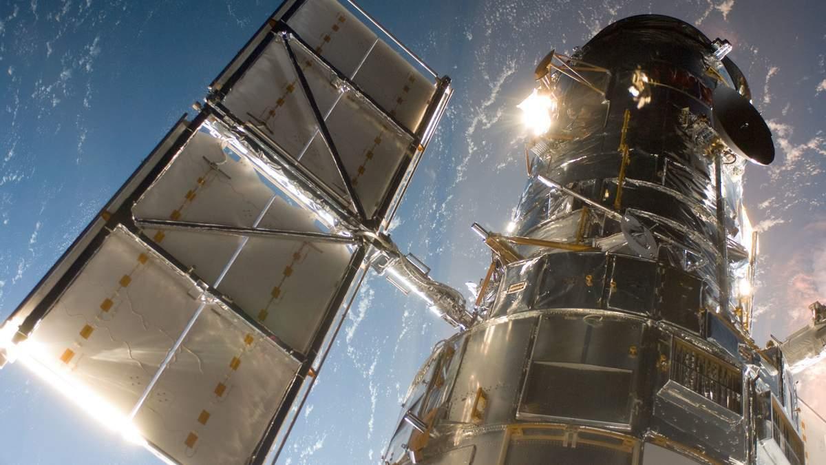 Разюча світлина від телескопа Габбл