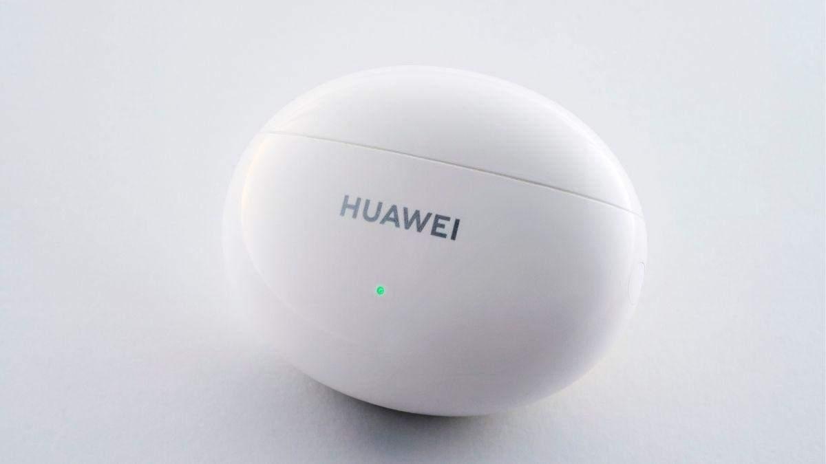 Дизайн наушников Huawei FreeBuds 4i вдохновлен природой