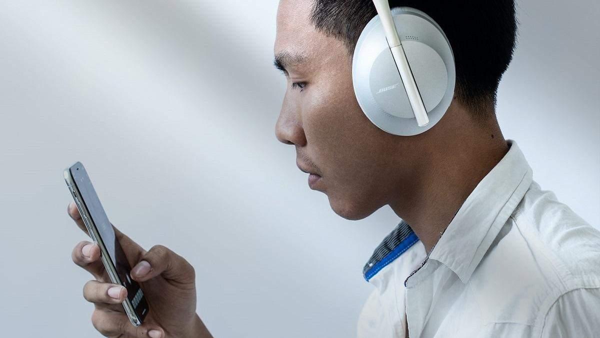 Швидке перемикання між навушниками та колонкою на андроїд