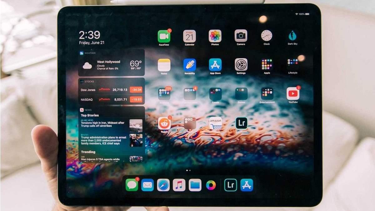 Презентація iPadOS 15: глобальне оновлення iPad