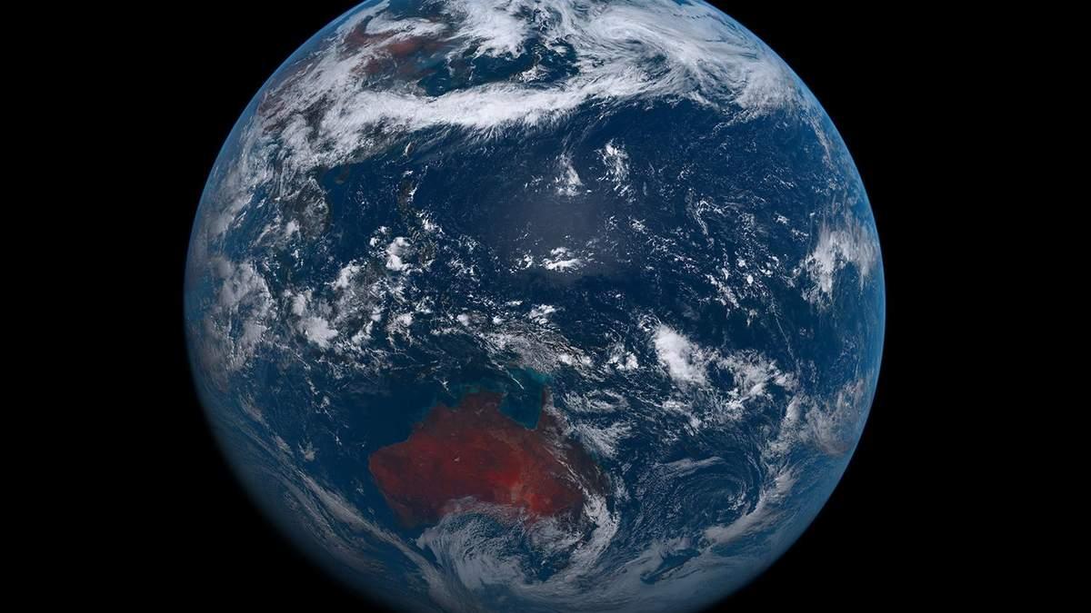 Форма Земли: почему планеты имеют круглую форму