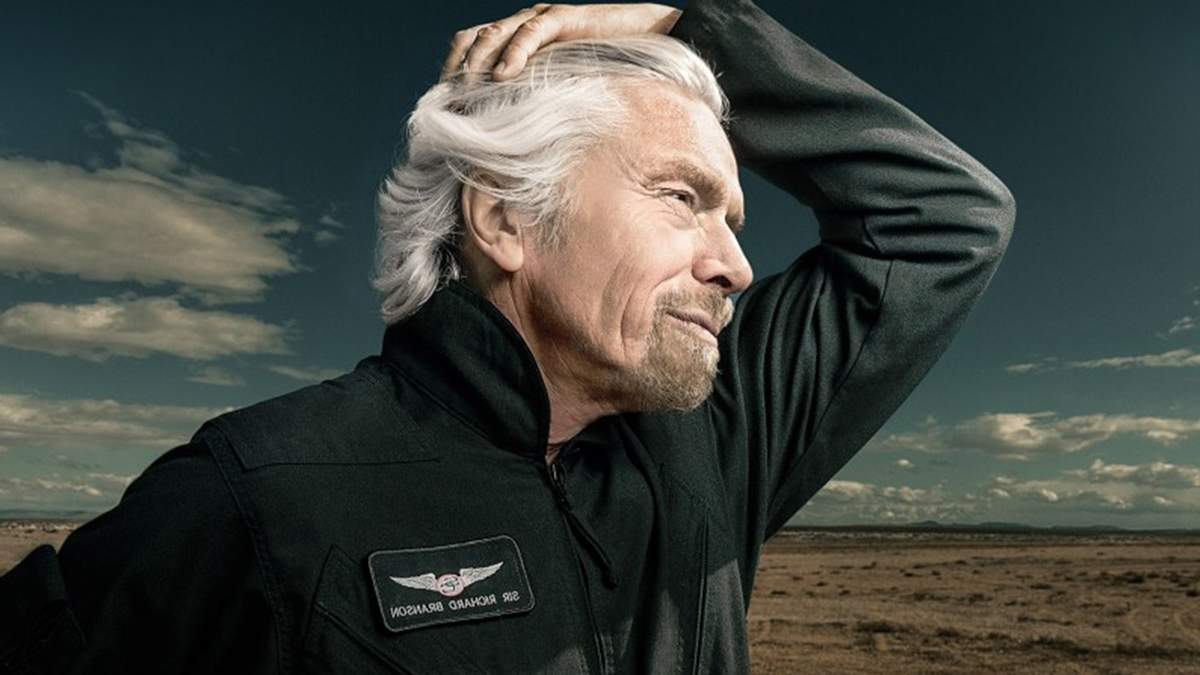 Річард Бренсон планує полетіти у космос раніше ніж Безос
