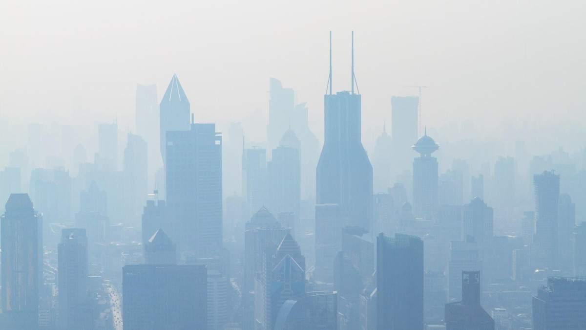 Рівень вуглекислого газу досяг максимуму за 4 мільйони років